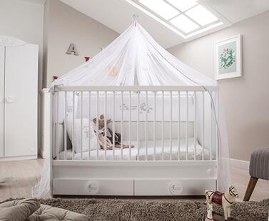 Uykusuz Bebekler İçin Sallanan Beşik Modelleri