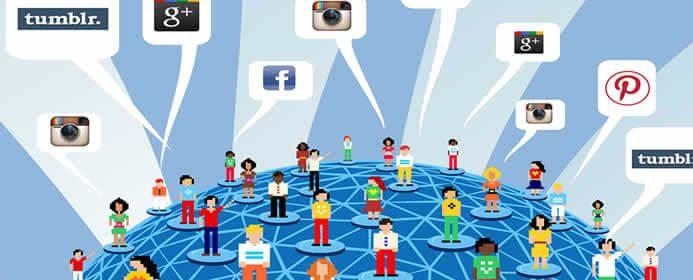 Sosyal Medya Ağları Nasıl Doğdu ?